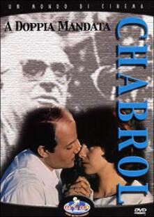 A doppia mandata di Claude Chabrol - DVD