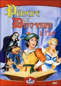 Il principe dei dinosauri di Kim J. Ok - DVD