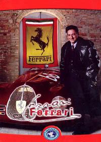 Locandina Enzo Ferrari