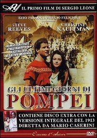Gli ultimi giorni di Pompei movie