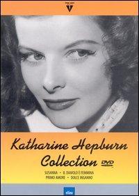 Locandina Katharine Hepburn Collection