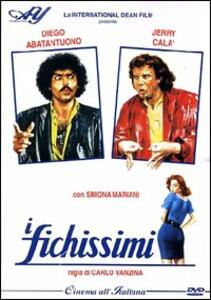 I fichissimi di Carlo Vanzina - DVD