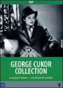 George Cukor Collection (2 DVD) di George Cukor