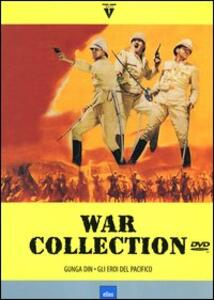 War Collection (2 DVD) di Edward Dmytryk,George Stevens