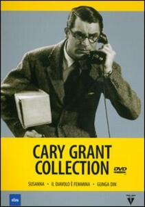 Cary Grant Collection (4 DVD) di George Cukor,Howard Hawks,George Stevens