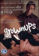 Cover Dvd DVD Grownups
