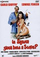 Cover Dvd La signora gioca bene a scopa?