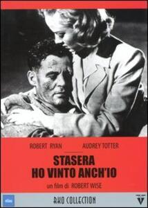 Stasera ho vinto anch'io di Robert Wise - DVD