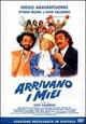 Cover Dvd DVD Arrivano i miei