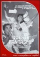 Cover Dvd DVD Questi fantasmi