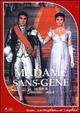 Cover Dvd DVD Madame Sans-Gêne