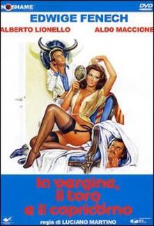 La vergine, il toro e il capricorno di Luciano Martino - DVD