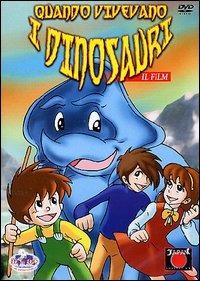 Locandina Quando vivevano i dinosauri. Il film