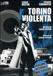 Torino violenta di Carlo Ausino - DVD