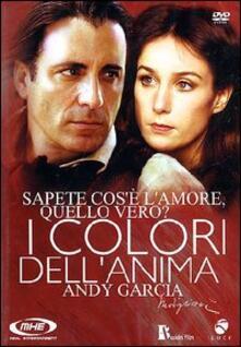 I colori dell'anima. Modigliani di Mick Davis - DVD