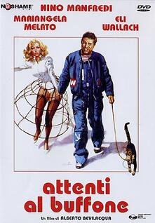 Attenti al buffone (DVD) di Alberto Bevilacqua - DVD