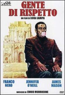 Gente di rispetto di Luigi Zampa - DVD