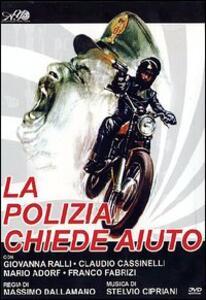 La polizia chiede aiuto di Massimo Dallamano - DVD