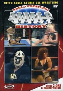 World wrestling history vol dvd film sport ibs
