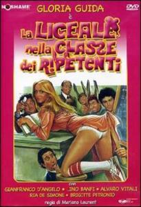 La liceale nella classe dei ripetenti di Mariano Laurenti - DVD