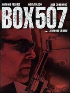 Box 507 di Enrique Urbizu - DVD
