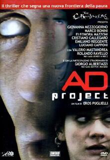 Ad Project (DVD) di Eros Puglielli - DVD