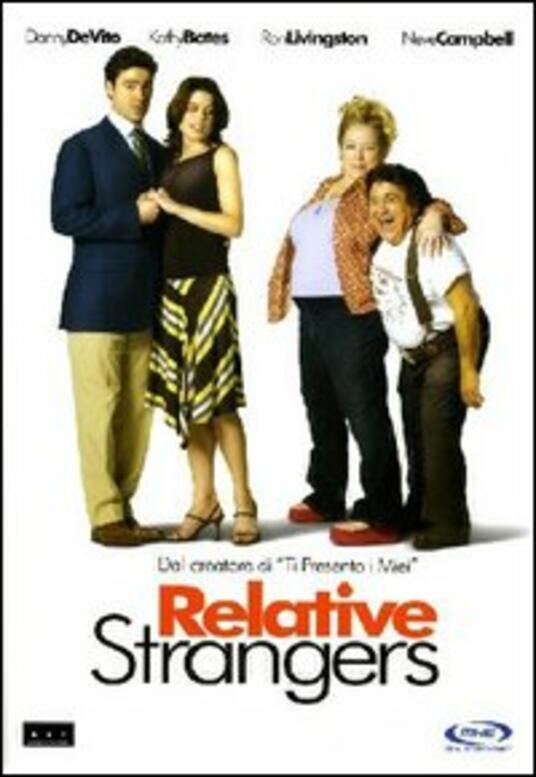 Relative Strangers di Greg Glienna - DVD