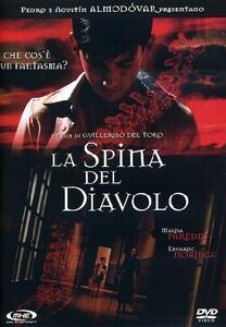 La spina del diavolo di Guillermo Del Toro - DVD