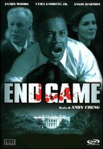 End Game di Andy Cheng - DVD