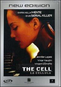 Locandina The Cell - La cellula