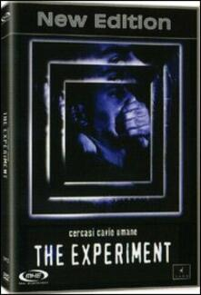 The experiment di Oliver Hirschbiegel - DVD