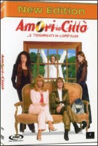 Amori in città e tradimenti in campagna di Peter Chelsom - DVD