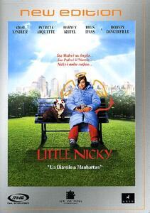 Little Nicky. Un diavolo a Manhattan di Steven Brill - DVD