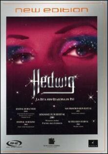 Hedwig. La diva con qualcosa in più di John Cameron Mitchell - DVD
