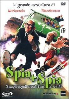 Spia + spia. 2 superagenti armati fino ai denti di Javier Fesser - DVD