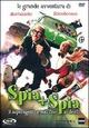 Cover Dvd Spia + spia - Due superagenti armati fino ai denti
