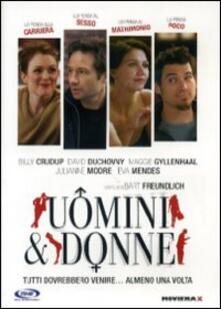 Uomini & donne di Bart Freundlich - DVD