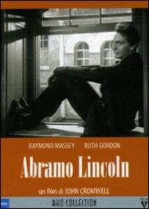 Abramo Lincoln di John Cromwell - DVD