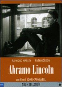 Locandina Abramo Lincoln in Illinois