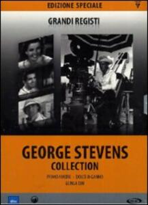 George Stevens (3 DVD) di George Stevens
