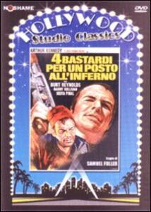 4 bastardi per un posto all'Inferno di Samuel Fuller - DVD