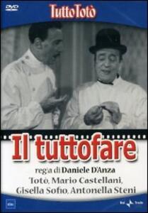 Il tuttofare di Daniele D'Anza - DVD