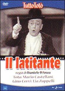 Il latitante di Daniele D'Anza - DVD