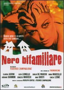 Nero bifamiliare (1 DVD) di Federico Zampaglione - DVD