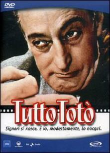 Tutto Totò (6 DVD) di Daniele D'Anza