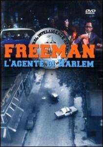 Freeman. L'agente di Harlem di Ivan Dixon - DVD