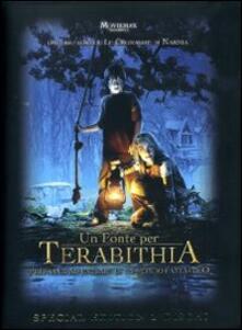 Un ponte per Terabithia (2 DVD)<span>.</span> Edizione deluxe di Gabor Csupo - DVD