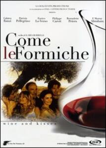 Come le formiche di Ilaria Borrelli - DVD