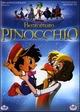 Cover Dvd DVD Bentornato Pinocchio