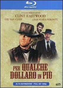 Per qualche dollaro in più di Sergio Leone - Blu-ray